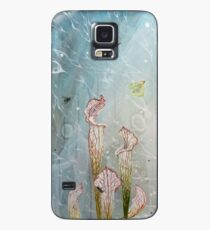 Like a moth to the flame Case/Skin for Samsung Galaxy