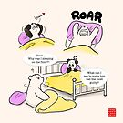 Hangover by Panda And Polar Bear