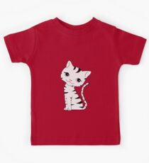 White tiger Kids Clothes