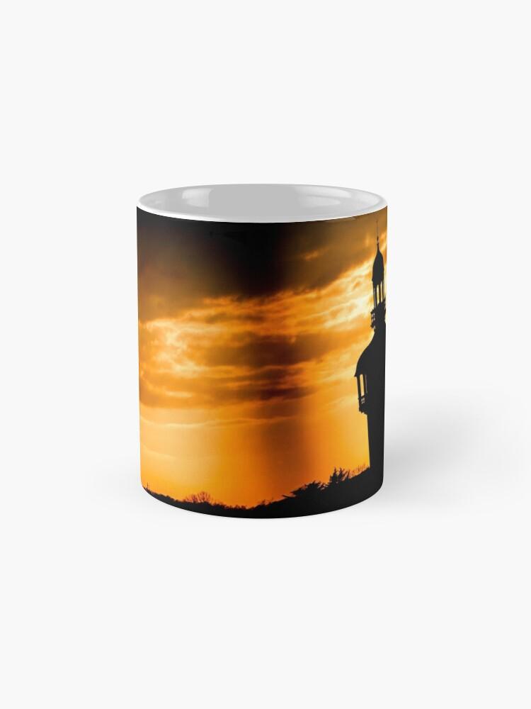 Alternate view of Alternate Carillon Sunset Mugs