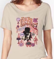 Papa Lazarou's Pandemonium Carnival! Women's Relaxed Fit T-Shirt
