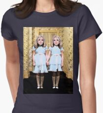 Double Trouble Kellyanne Womens Fitted T-Shirt