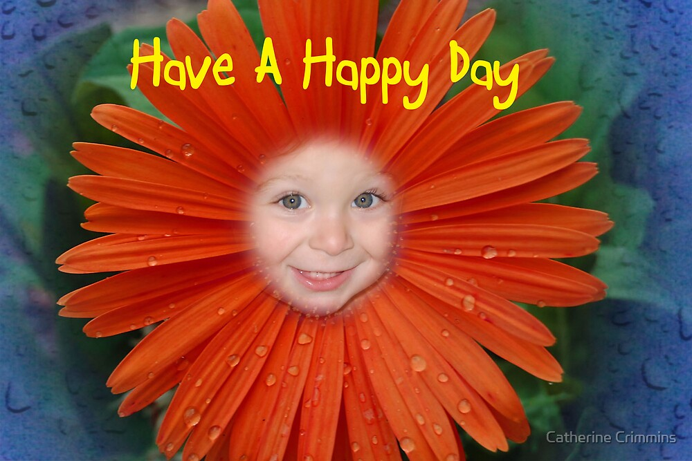 Happy Day by Catherine Crimmins