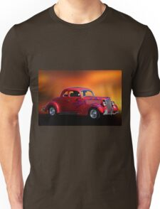 1936 Ford 'Five-Window' Coupe Unisex T-Shirt