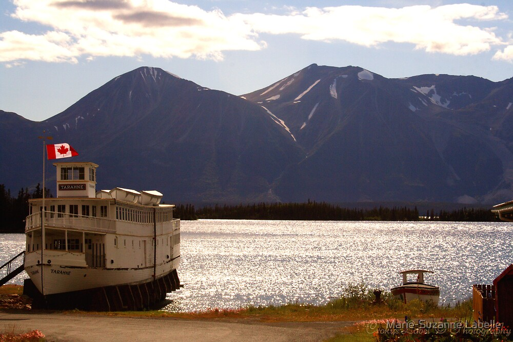 Atlin Lake, B-C, Canada by Marie-Suzanne Labelle