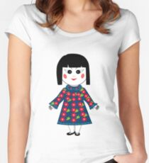 Tata Women's Fitted Scoop T-Shirt