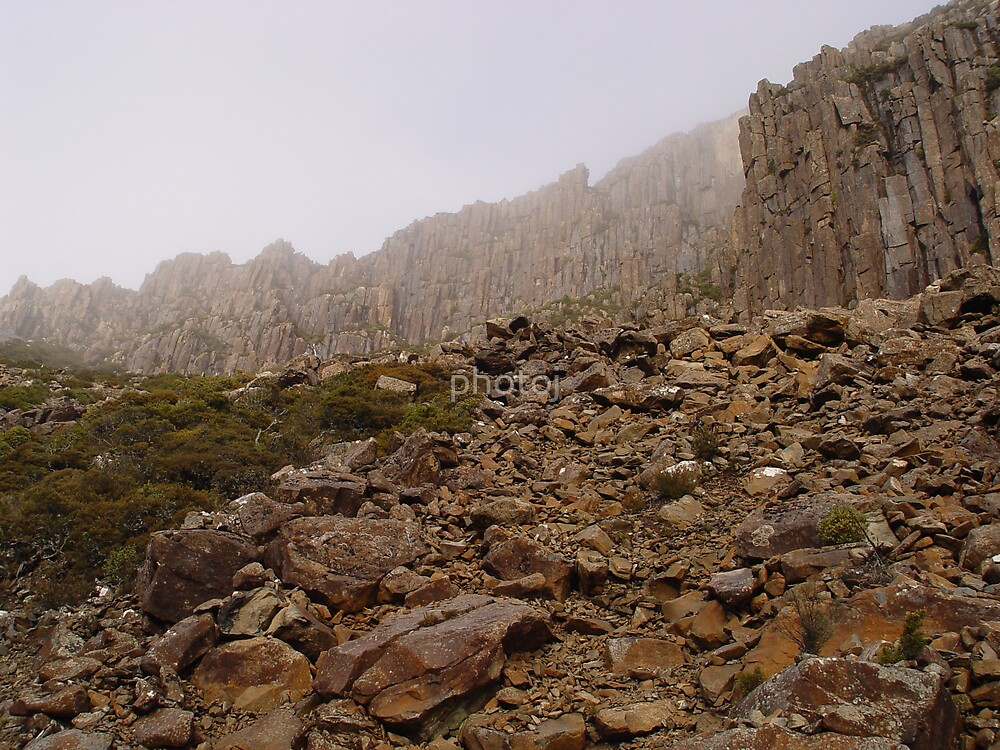 photoj-Tasmania, Mt Ben Lomond  by photoj