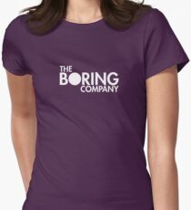 The Boring Company Womens Fitted T-Shirt