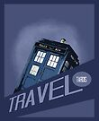 Travel TARDIS by iheartgallifrey
