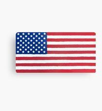 USA - American Flag Canvas Print