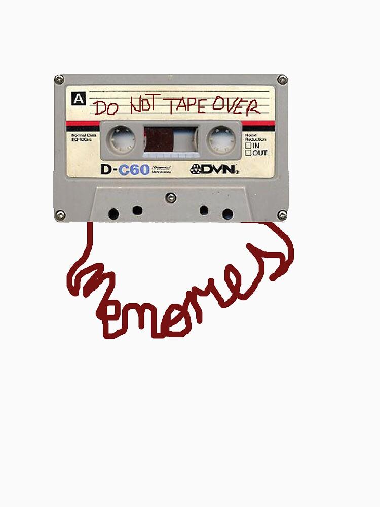 Cassette Memories by Danny