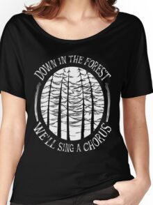 Down in the forest Women's Relaxed Fit T-Shirt
