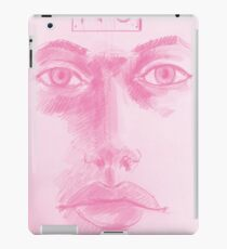 face iPad Case/Skin