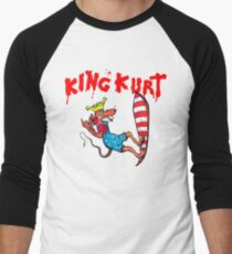 Surfing Kurt Men's Baseball ¾ T-Shirt
