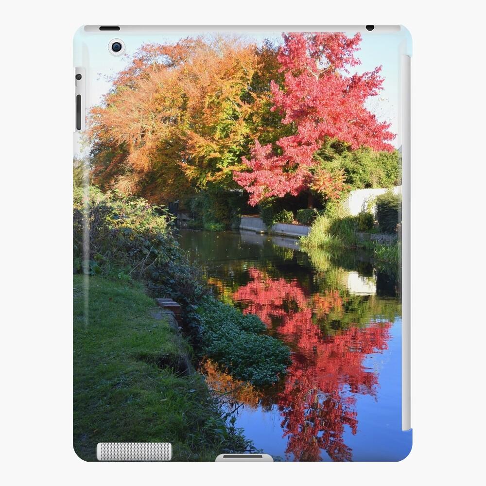 Autumn reflection iPad Case & Skin