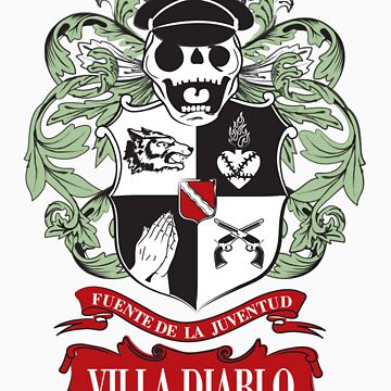 Villa Coat of Arms by LupitaDiablo