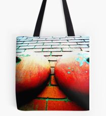 alarming breasts Tote Bag