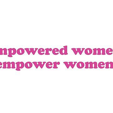 Ermächtigte Frauen von divinefemme
