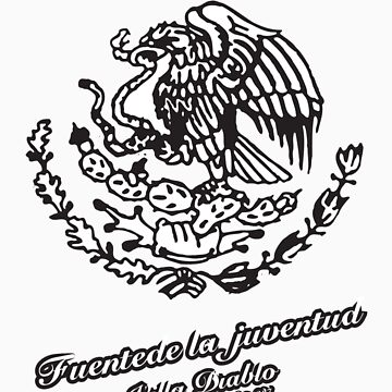 Mexican Eagle by LupitaDiablo