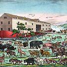 Noah's Ark by Vintage Works