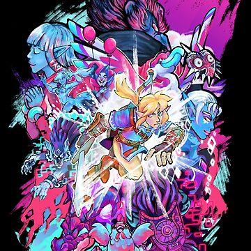 Hero Of Hyrule by Iris-sempi