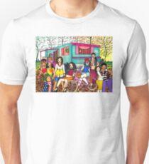 Foxy Roxy & Her Crew Unisex T-Shirt