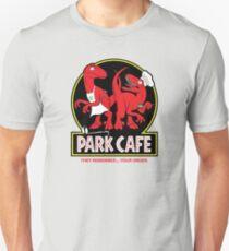 Raptors in the Kitchen 2 Unisex T-Shirt