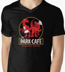 Raptors in the Kitchen 2 Mens V-Neck T-Shirt