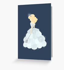 Wicked The Musical Glinda Greeting Card