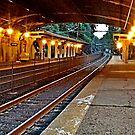 Glen Ridge Station by Jane Neill-Hancock