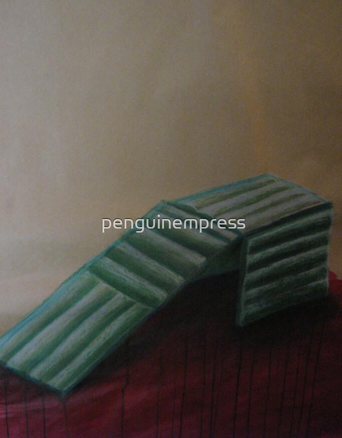 Green Box Bleeds by penguinempress
