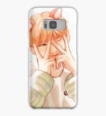 Strawberry Tae  Samsung Galaxy Case/Skin
