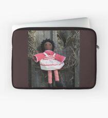 African American Raggedy Ann Laptop Sleeve