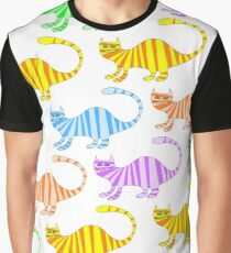 Cats| Graphic T-Shirt