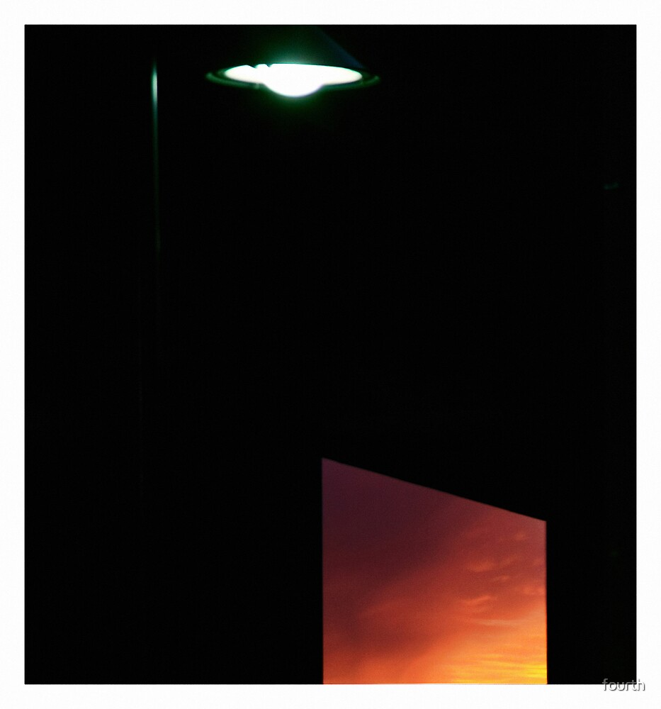 Light without Illumination  by fourth
