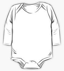 Baby Genius - Periodic Table One Piece - Long Sleeve
