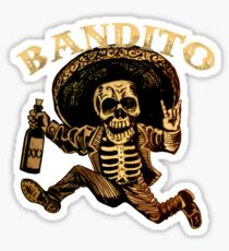 Bandito Sticker