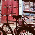 Bikes at 168 by Nick Humphreys