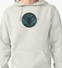 Lagertha's shield Pullover Hoodie