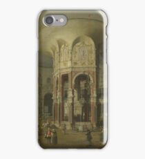 Canaletto - London - Interior Of The Rotunda At Ranelagh iPhone Case/Skin