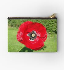 The Red Poppy Studio Pouch