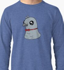 Pigeon with Bowtie Lightweight Sweatshirt