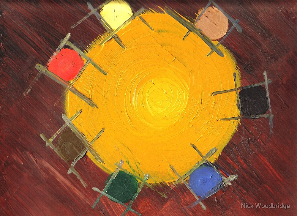 Suns by Nick Woodbridge
