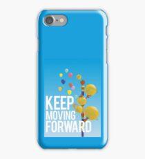 Keep Moving Forward iPhone Case/Skin