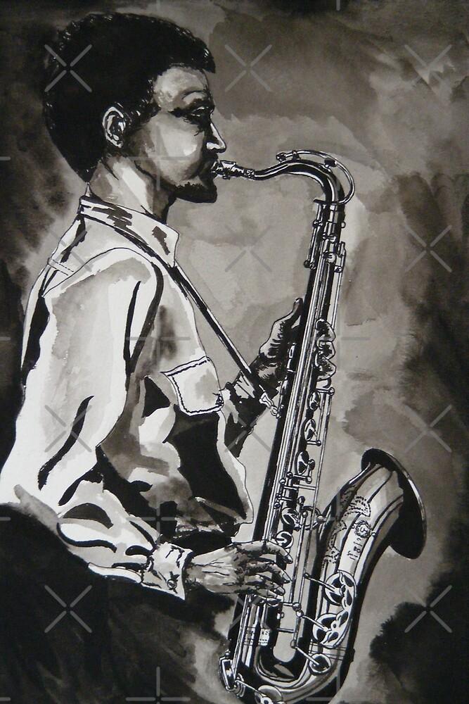jazz by dnlddean
