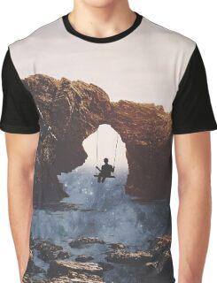 PLAYGROUND UNIVERSE Graphic T-Shirt