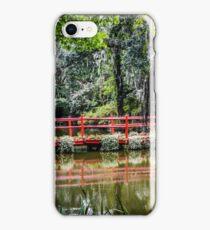 Magnolia Plantation Crossing iPhone Case/Skin