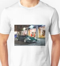 Green Countach 25th Anniversary Unisex T-Shirt