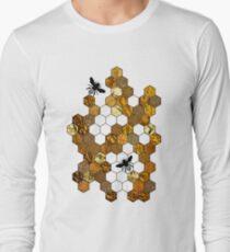 Golden Honeycomb T-Shirt