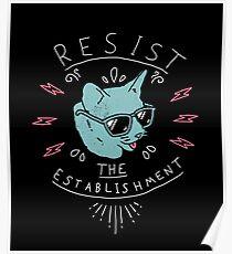 Resist Poster